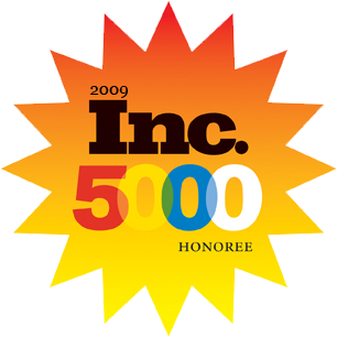Inc5000 Honoree